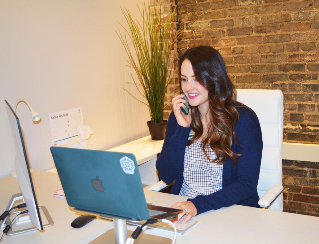 West Michigan Recruiting Firm- Tasia Allison